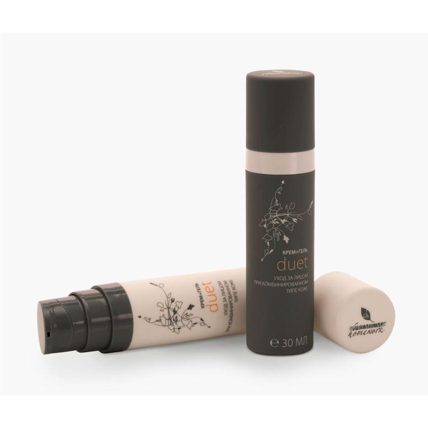 Гель Premium Крем-гель Duet гели hlavin очищающий гель для жирной кожи