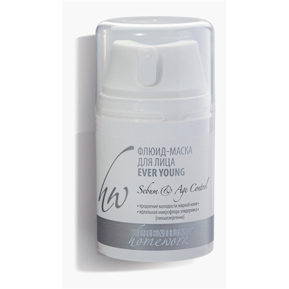 Маска Premium Флюид-маска Ever Young 50 мл algotherm матирующий флюид 50 мл матирующий флюид 50 мл 50 мл