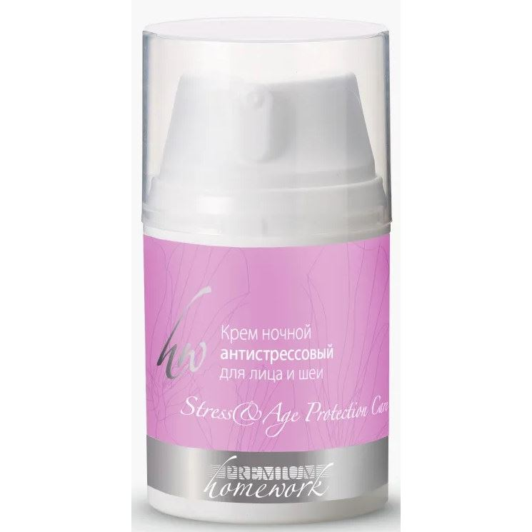 Крем Premium Крем ночной антистрессовый 50 мл крем бархат ночной для интенсивного питания рук шунгит