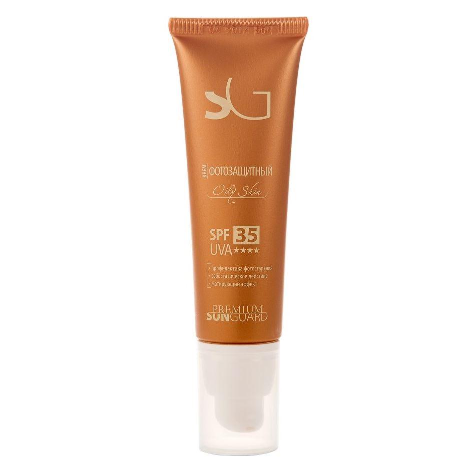 Крем Premium Крем фотозащитный Оily Skin SPF 35 50 мл gigi hydratant spf 17 for oily