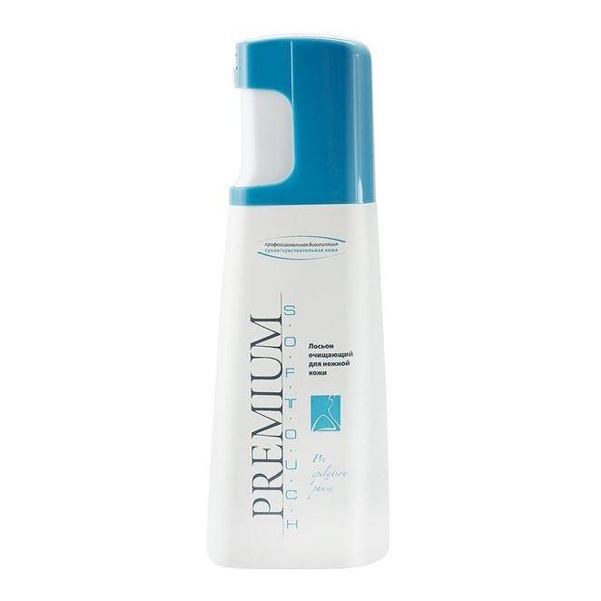 Лосьон Premium Лосьон очищающий для нежной кожи лосьон premium лосьон молочко очищающий двухфазный