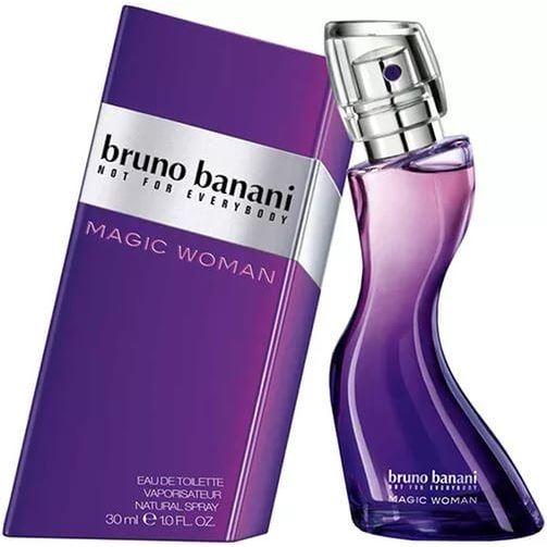 Туалетная вода Bruno Banani Magic Woman 50 мл туалетная вода для мужчин bruno banani pure man 30 мл