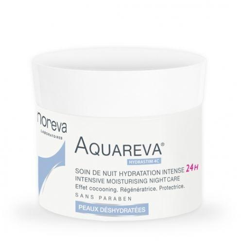 Крем Noreva Интенсивный ночной уход noreva noreva уход ночной интенсивный увлажняющий 24 часа aquareva 50 мл
