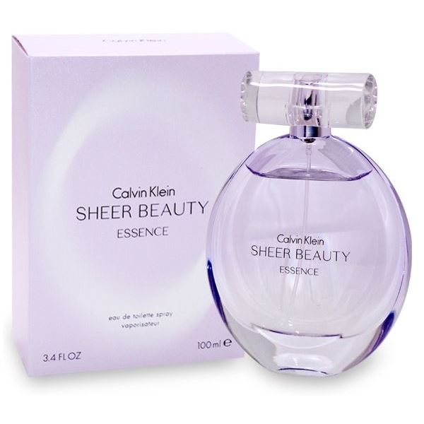 Туалетная вода Calvin Klein Beauty Sheer Essence