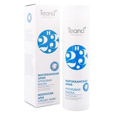 Крем Teana Маска Марокканская Ария 250 мл бальзам для волос teana звездная элегия 250 мл
