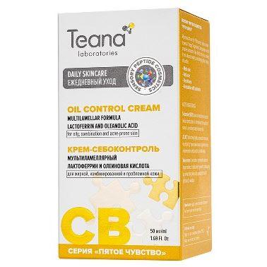 Крем Teana CB Крем-себоконтроль 50 мл крем для лица teana teana te022lwvir87
