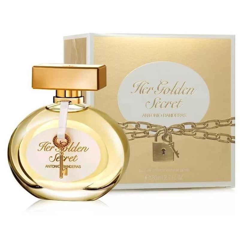 Туалетная вода Antonio Banderas Her Golden Secret туалетная вода antonio banderas her golden secret