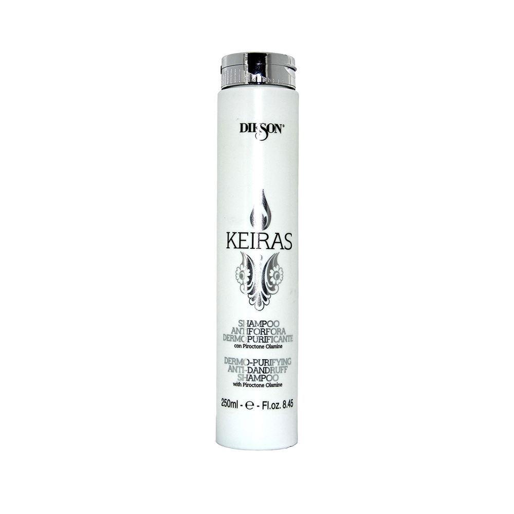 Шампунь Dikson ANTI-DANDRUFF. Shampoo Antiforfora 250 мл dikson one's очищающий шампунь от перхоти имбирь бузина shampoo igiеnizzante 1000 мл