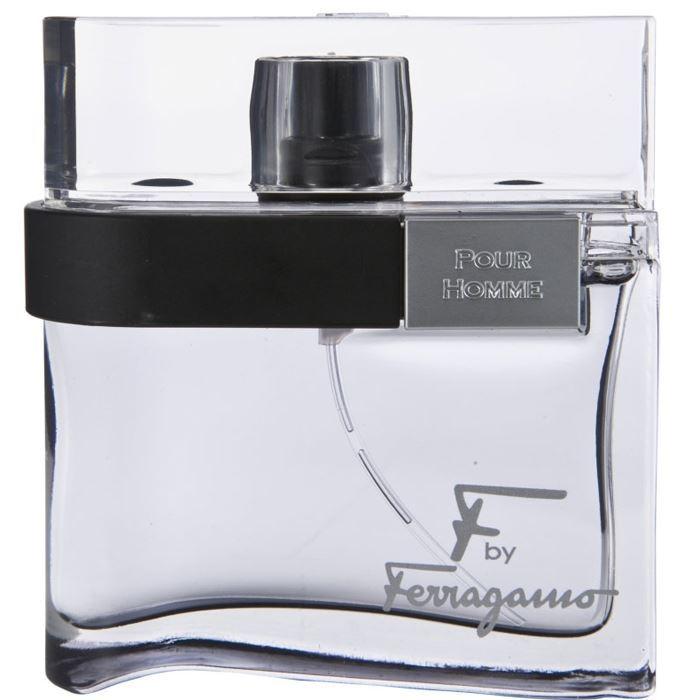 Туалетная вода Salvatore Ferragamo F by Ferragamo Black Pour Homme 50 мл