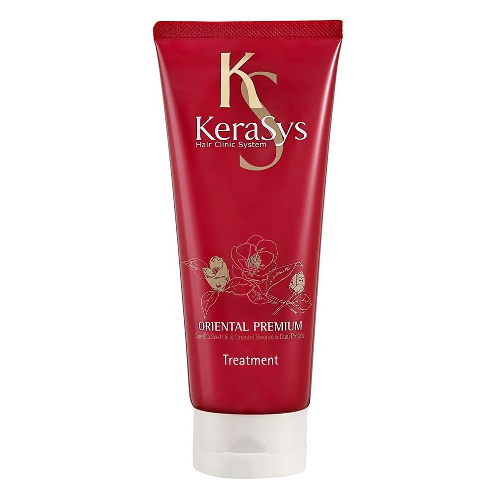 Маска KeraSys Oriental Premium Treatment 200 мл goldwell маска интенсивная 60 секунд для сухих и поврежденных волос goldwell dualsenses rich repair 60 sес treatment 200 мл