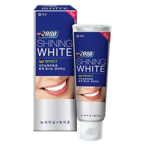 цена на Зубная паста KeraSys Shining White Dental Clinic 2080 100 мл
