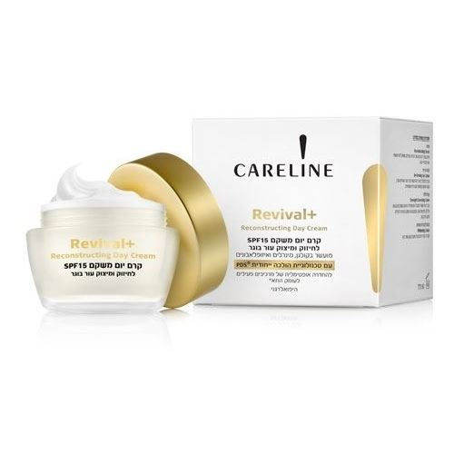 Дневной уход Careline Reconstructing Day Cream SPF 15 50 мл дневной уход christina day cream spf 12 50 мл