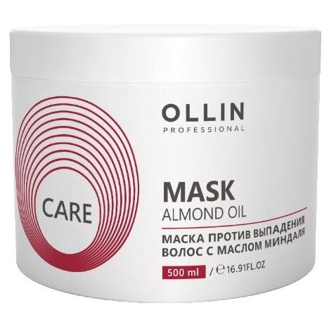 Маска Ollin Professional Almond Oil Mask масло ollin professional tres oil