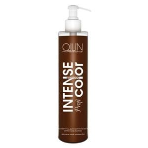Шампунь Ollin Professional Brown Hair Shampoo 250 мл ollin professional shampoo hair