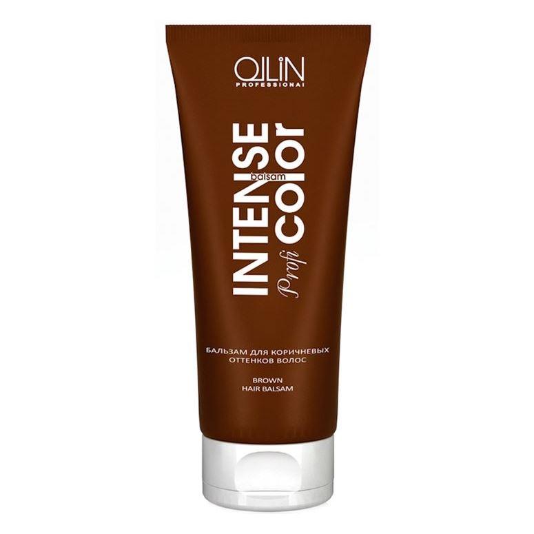 Бальзам Ollin Professional Brown Hair Balsam 200 мл capicure бальзам глубокое восстановление и яркость цвета волос 300 мл