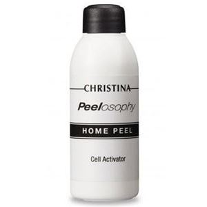 Пилинг Christina Home Peel Cell Activator givenchy peel me perfectly отшелушивающий крем peel me perfectly отшелушивающий крем