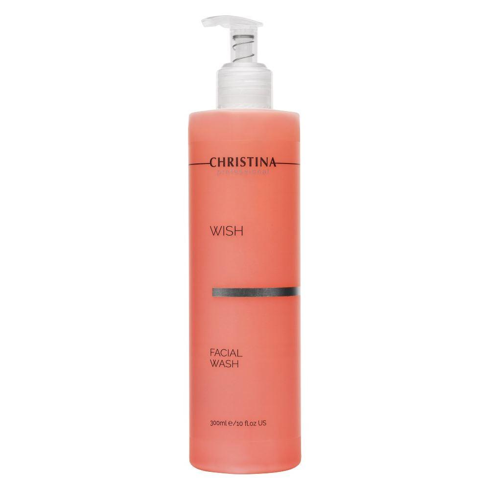 все цены на Лосьон Christina Facial Wash 200 мл