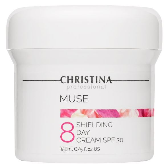 Дневной уход Christina Step 8 Shielding Day Cream SPF 30 150 мл дневной уход christina step 8b ultimate defense tinted day cream spf20
