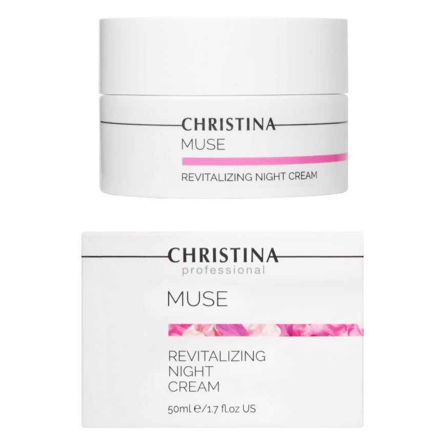 Крем Christina Revitalizing Night Cream ночной уход anariti vitalizing night cream