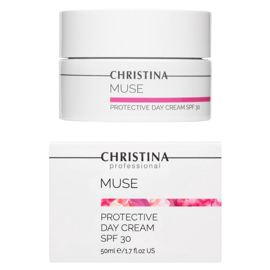 Дневной уход Christina Protective Day Cream SPF 30 50 мл крем christina muse shielding day cream spf 30 объем 150 мл
