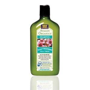 Шампунь Avalon Organics Tea Tree Scalp Treatment Shampoo 325 мл недорого