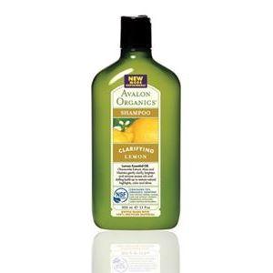 Шампунь Avalon Organics Lemon Clarifying Shampoo 325 мл шампунь avalon organics tea tree scalp treatment shampoo 325 мл