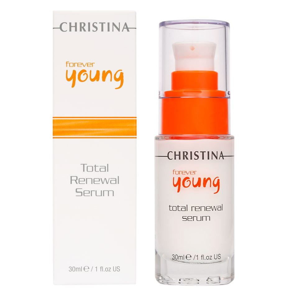 Сыворотка Christina Young Total Renewal Serum шелковая сыворотка silk silky serum 100 мл christina