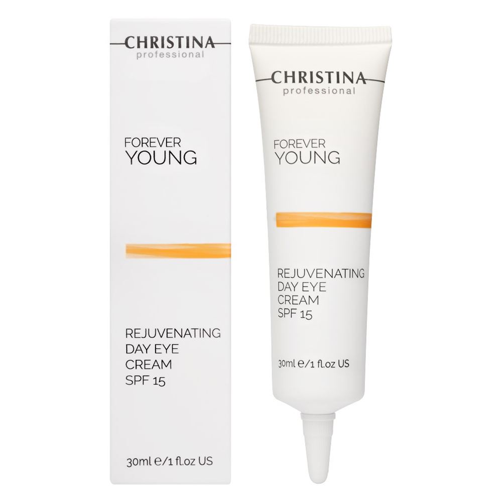 Дневной уход Christina Young Rejuvenating Day Eye Cream SPF15 крем christina young lip zone revitalizer spf 15