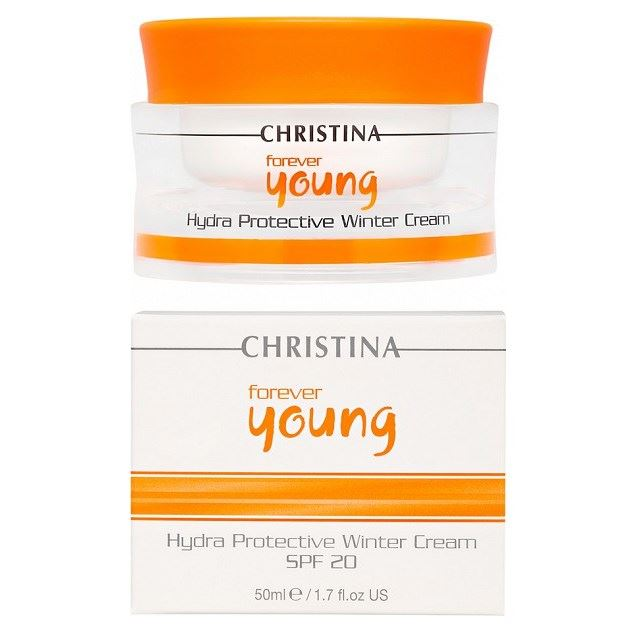 Дневной уход Christina Young Hydra Protective Winter Cream SPF 20 крем christina young lip zone revitalizer spf 15