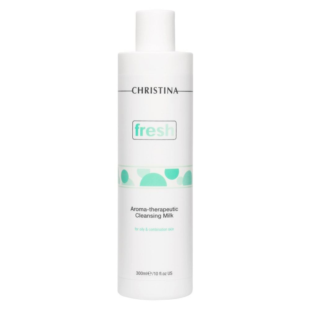 Молочко Christina Aroma-Therapeutic Cleansing Milk for Oily and Combined Skin 300 мл молочко barex milk developer 9