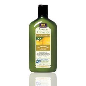 Кондиционер Avalon Organics Lemon Clarifying Conditioner clarifying touch сыворотка корректор для сияния и цвета