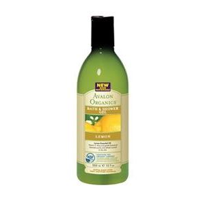 Гель для душа Avalon Organics Lemon Bath & Shower Gel гель для ванны и душа avalon organics гель для ванны и душа