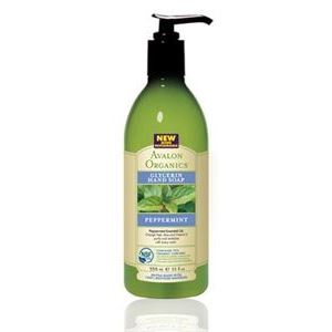 Мыло жидкое Avalon Organics Peppermint Glycerin Hand Soap недорого