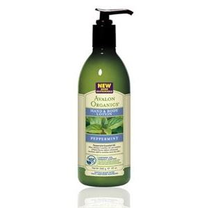 Лосьон Avalon Organics Peppermint Hand & Body Lotion лосьон для рук и тела avalon organics лосьон для рук и тела