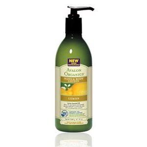 купить Лосьон Avalon Organics Lemon Hand & Body Lotion недорого