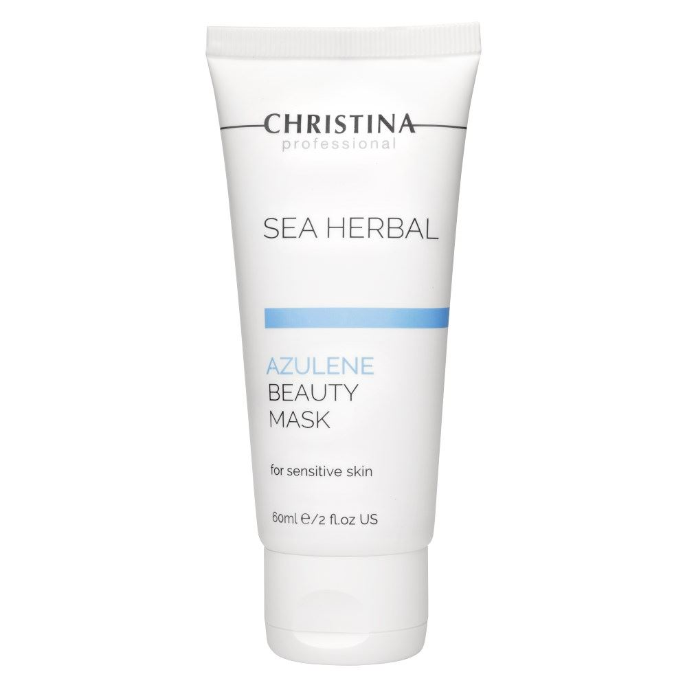 Маска Christina Sea Herbal Beauty Mask Azulene 60 мл недорого