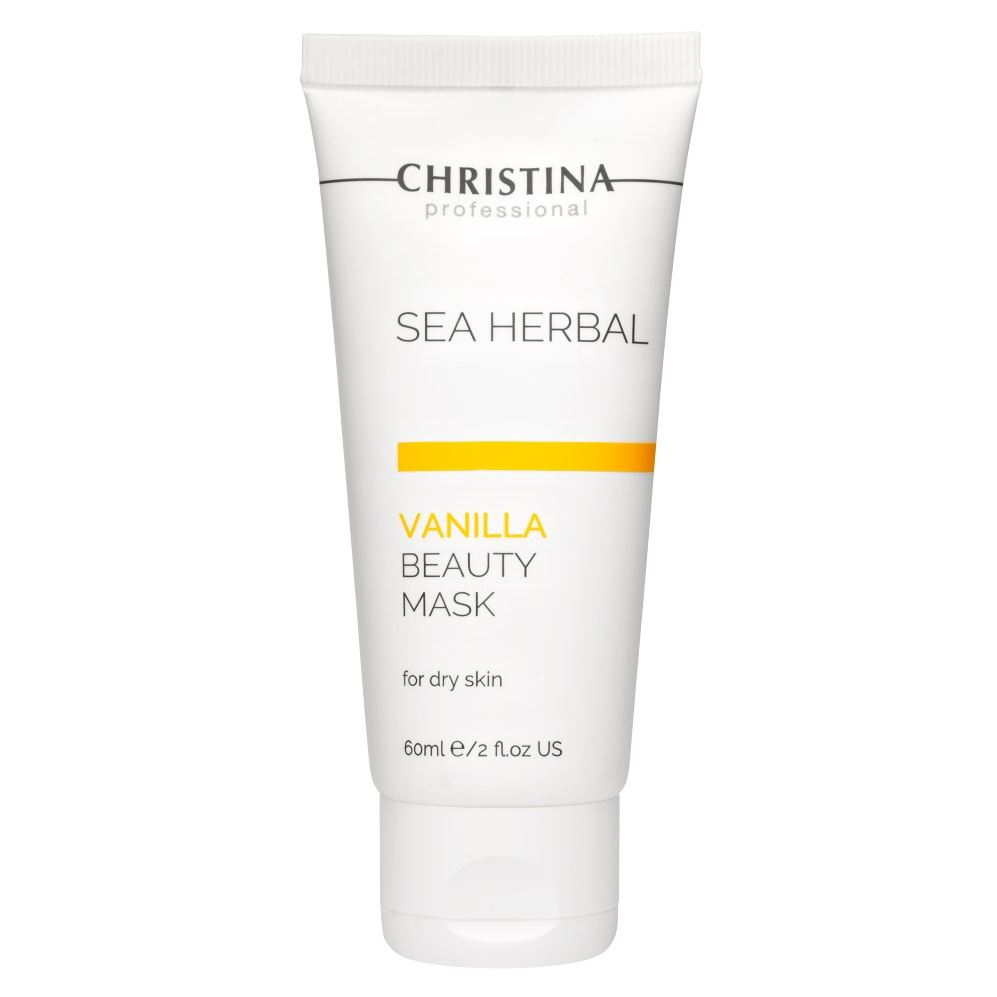 Маска Christina Sea Herbal Beauty Mask Vanilla 60 мл недорого