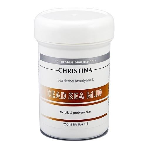 Маска Christina Sea Herbal Beauty Dead Sea Mud Mask 250 мл недорого