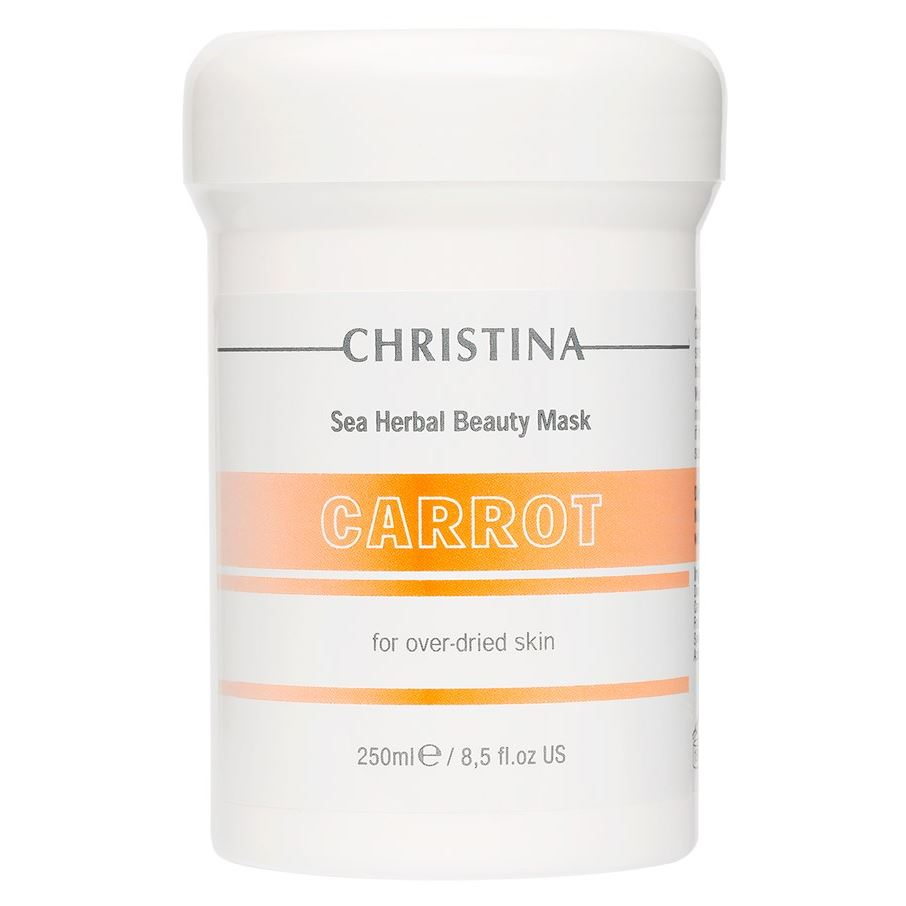 Маска Christina Sea Herbal Beauty Mask Carrot 250 мл недорого