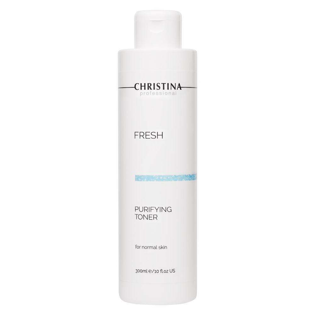 Тоник Christina Purifying Toner for Normal Skin christina балансирующий тоник forever
