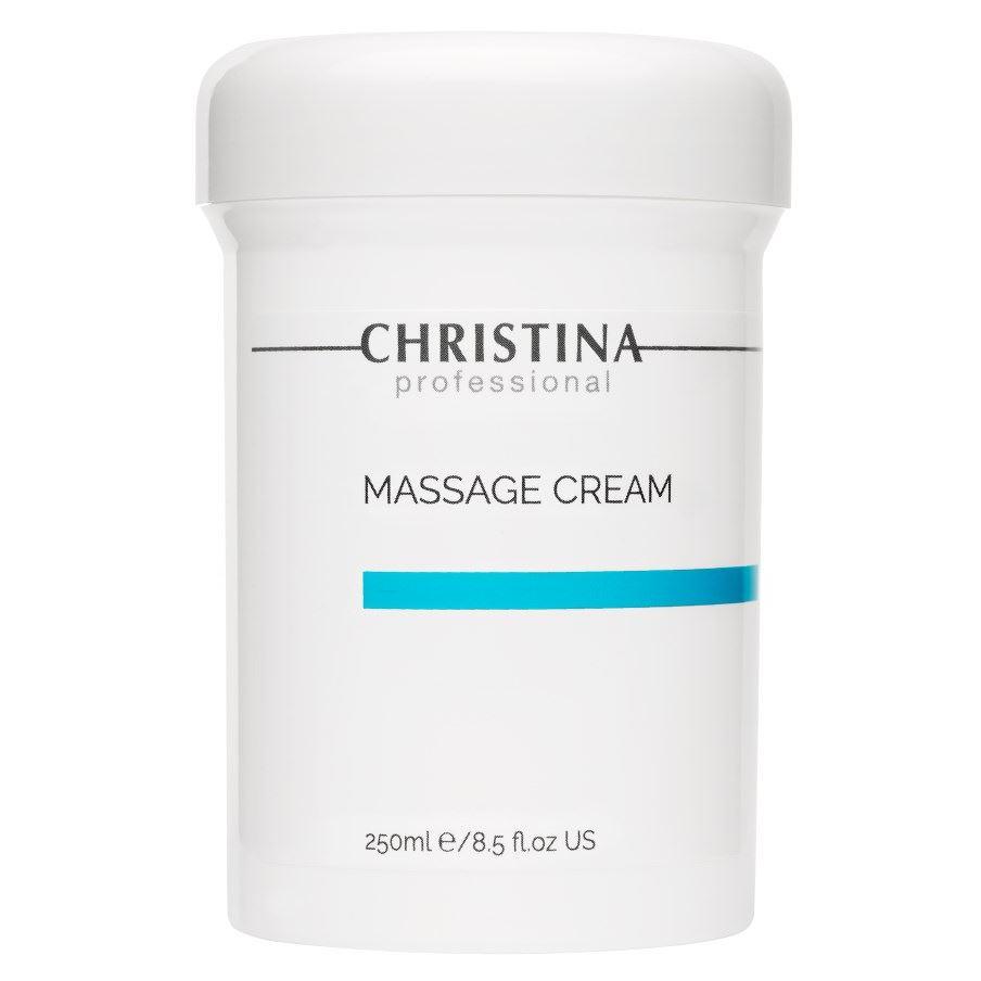 Крем Christina Massage Cream расслабляющий массажный крем unstress relaxing massage cream 500 мл christina