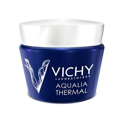 Крем VICHY SPA уход ночной 75 мл vichy aqualia thermal аква гель дневной спа ритуал 75 мл