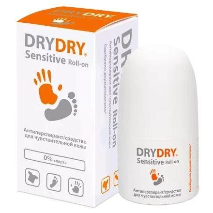 Дезодорант Dry Dry Dry Dry Sensitive