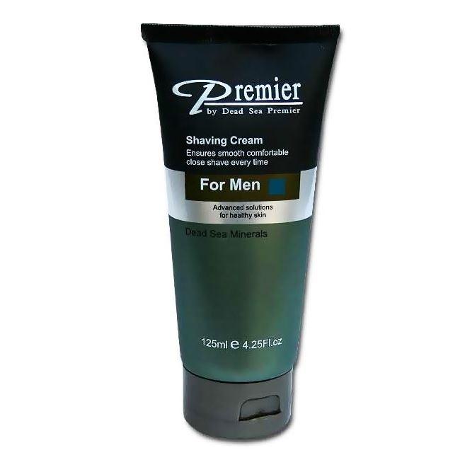 Крем Premier Shaving Cream premier набор для телакрем для рук крем для ног premier gifts premier duo в40 1 шт