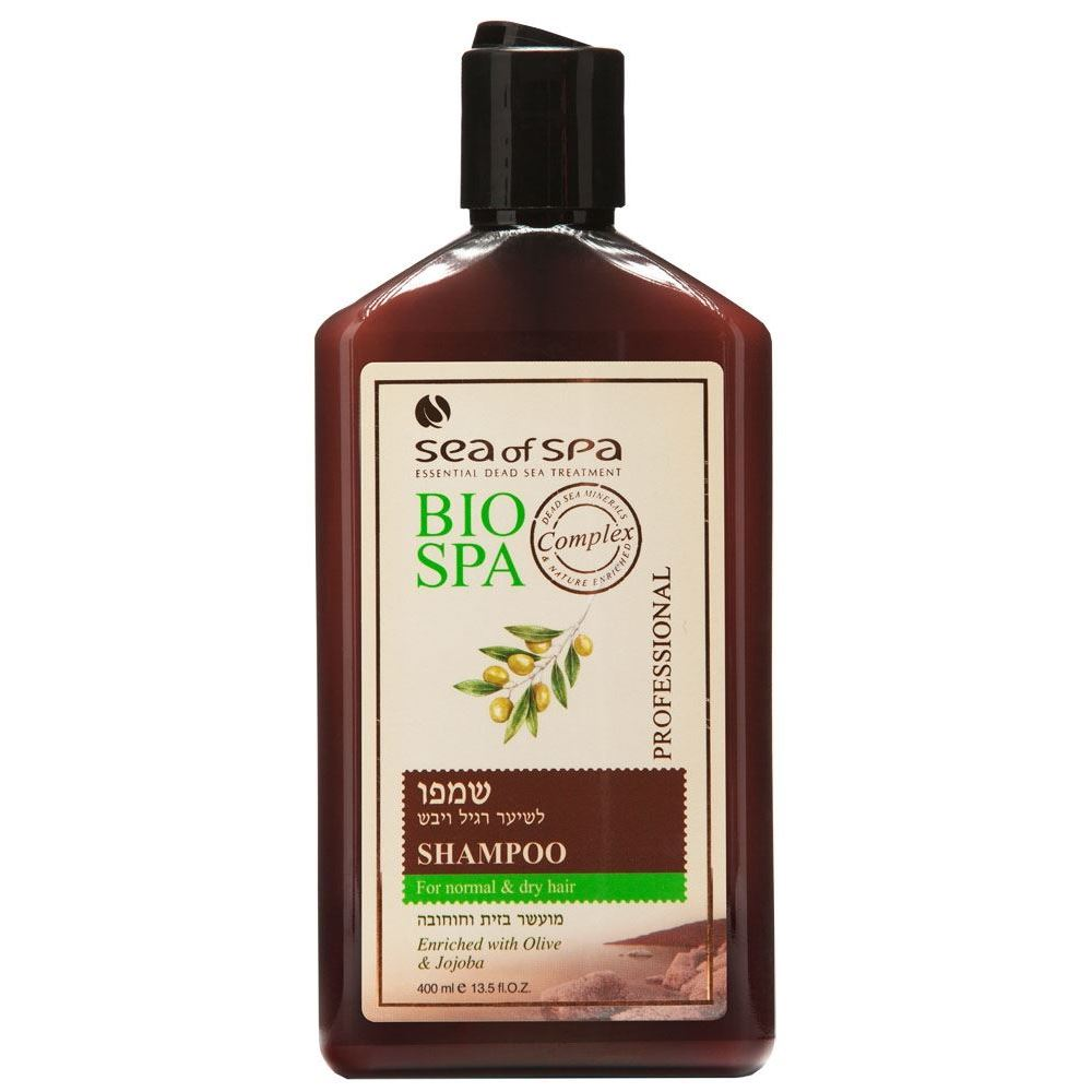 Шампунь Sea of SPA Shampoo for Normal & Dry Hair sea of spa крем для ног против трещин с маслом авокадо и алое вера 100 мл