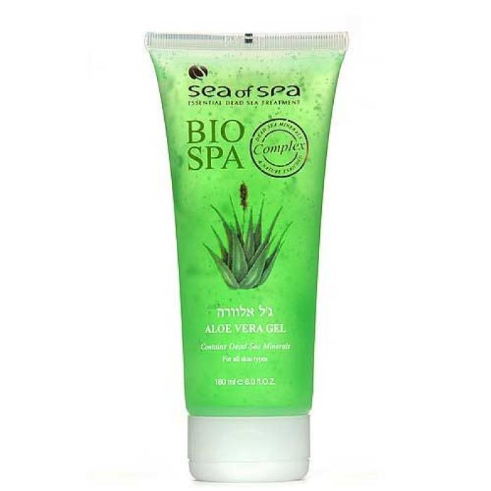 Гель Sea of SPA Aloe Vera Gel 180 мл кремы sea of spa восстанавливающий ночной крем для лица