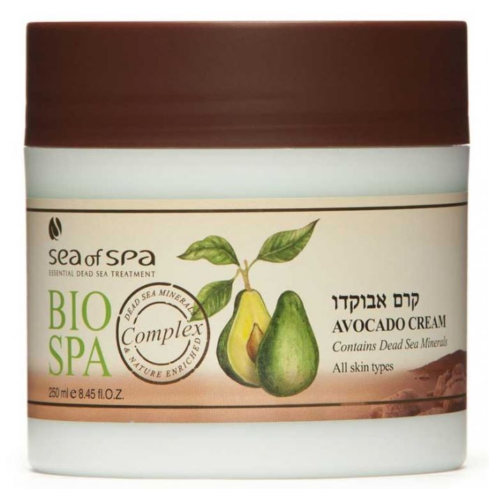 Крем Sea of SPA Avocado Cream 250 мл кремы sea of spa восстанавливающий ночной крем для лица