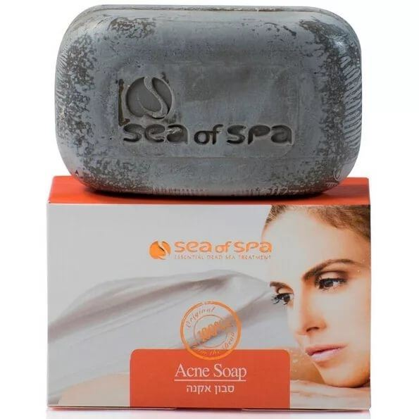 Мыло Sea of SPA Acne Soap (125 гр) кремы sea of spa восстанавливающий ночной крем для лица