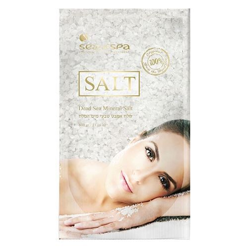 Соль для ванн Sea of SPA Dead Sea Mineral Salt Natural (500 г) соль для ванны ahava deadsea salt natural dead sea bath salt объем 250 г