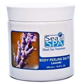 Пилинг Sea of SPA Body Peeling Salt Lavender sea of spa oil scrub lavender